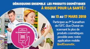 Printemps des consommateurs / Scanaton 2019 à La Réunion